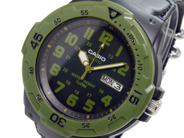 カシオ CASIO スポーツ アナログ メンズ 腕時計 MRW-200HB-1B