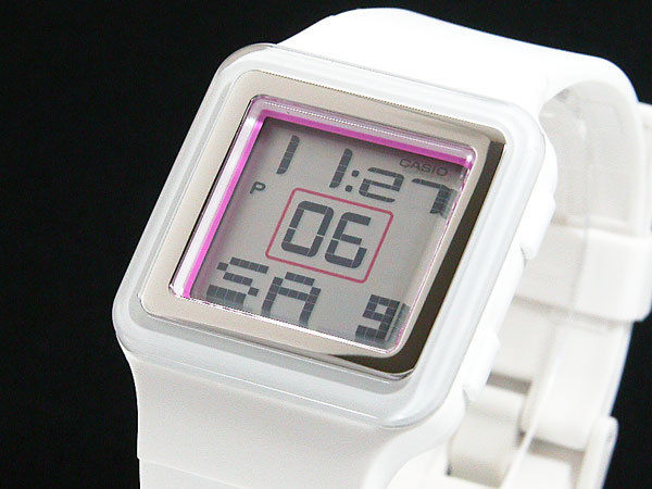 カシオ CASIO ポップトーン POPTONE レディース 腕時計 LDF20-7A