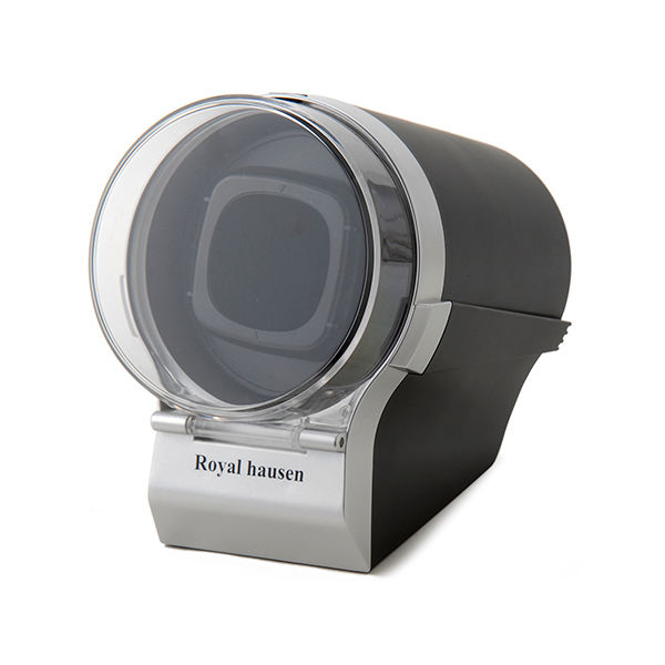 ロイヤル ハウゼン 1本巻ワインダー ワインディングマシーン SR097SV シルバー
