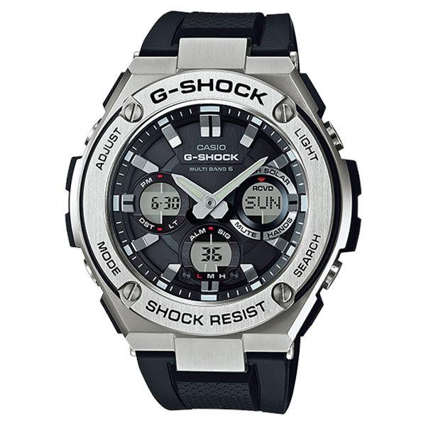 カシオ CASIO Gショック G-SHOCK メンズ 腕時計 GST-W110-1AJF 国内正規
