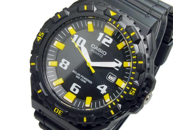 カシオ CASIO ソーラー スポーツ アナログ メンズ 腕時計 MRW-S300H-1B3