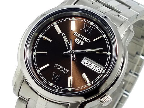 セイコー SEIKO セイコー5 SEIKO 5 自動巻き メンズ 腕時計 SNKK79K1