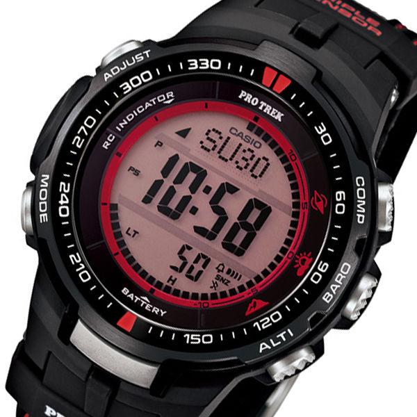 カシオ CASIO プロトレック PRO TREK タフソーラー メンズ 腕時計 PRW-S3500-1