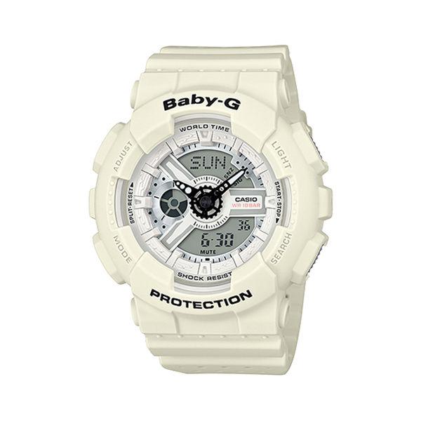 カシオ ベビーG BABY-G レディース 腕時計 BA-110PP-7AJF 国内正規