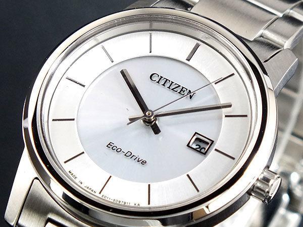 シチズン CITIZEN エコドライブ レディース 腕時計 EW1560-57A