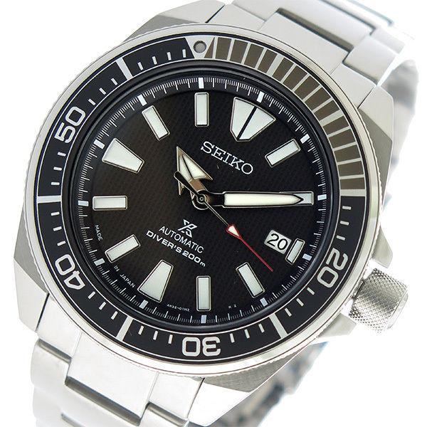 セイコー SEIKO プロスペックス PROSPEX 自動巻き メンズ 腕時計 SRPB51J1 グレーブラック