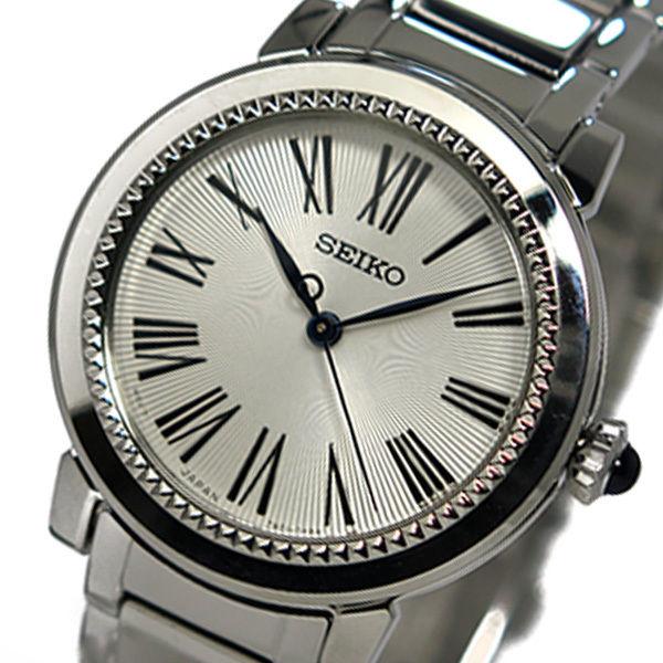 セイコー SEIKO クオーツ レディース 腕時計 SRZ447P1 ホワイト