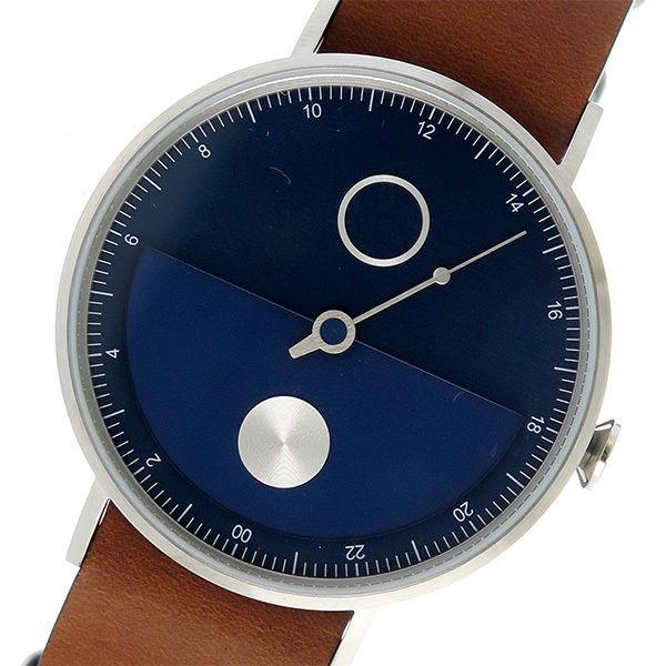 タックス TACS デイ&ナイト DAY&NIGHT 腕時計 TS1602C ダークブルー×ブラウン