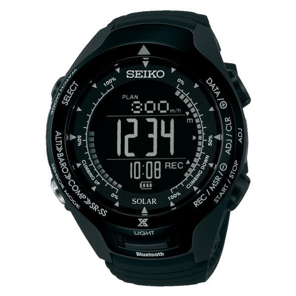 セイコー SEIKO プロスペックス PROSPEX ソーラー メンズ 腕時計 SBEL005 国内正規