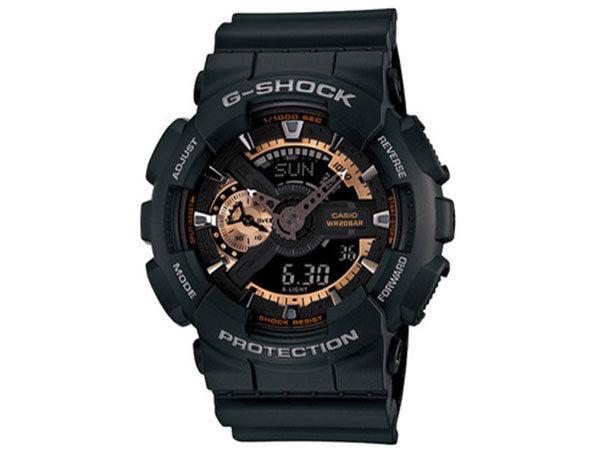 カシオ CASIO Gショック G-SHOCK メンズ 腕時計 GA-110RG-1AJF 国内正規