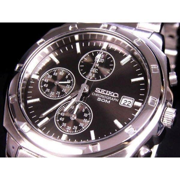 セイコー SEIKO クロノグラフ メンズ 腕時計 SND191P1