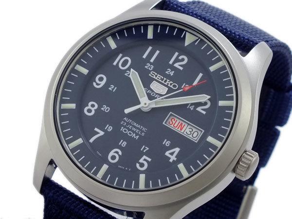 セイコー SEIKO セイコー5 スポーツ 5 SPORTS 自動巻き メンズ 腕時計 SNZG11K1
