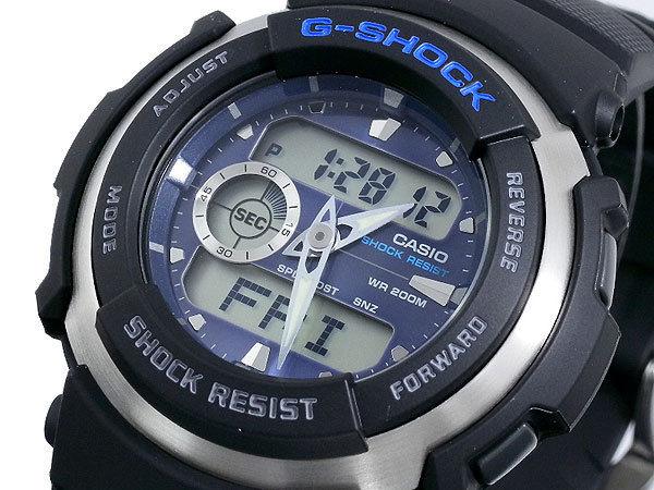 カシオ CASIO Gショック G-SHOCK Gスパイク メンズ 腕時計 G300-2A