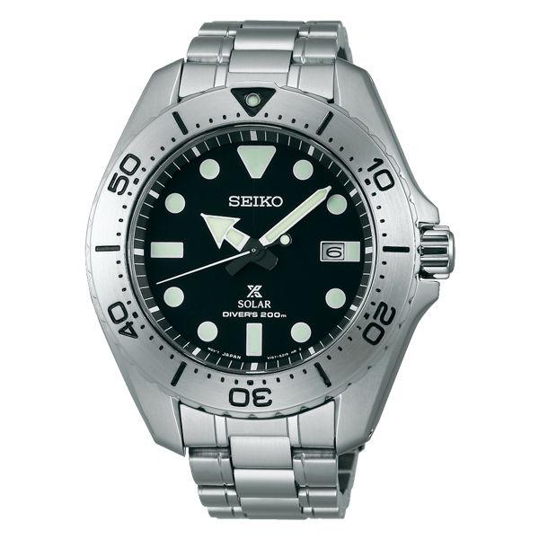 セイコー SEIKO プロスペックス PROSPEX ソーラー メンズ 腕時計 SBDJ009 国内正規