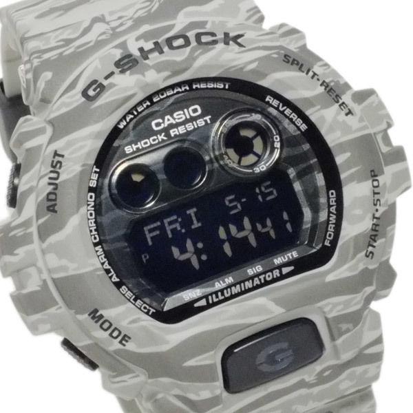 カシオ CASIO Gショック カモフラージュ デジタル メンズ 腕時計 GD-X6900CM-8