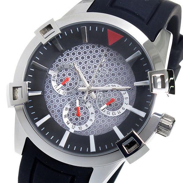 コグ COGU ソーラー クオーツ メンズ 腕時計 SOLAR-BK ブラック