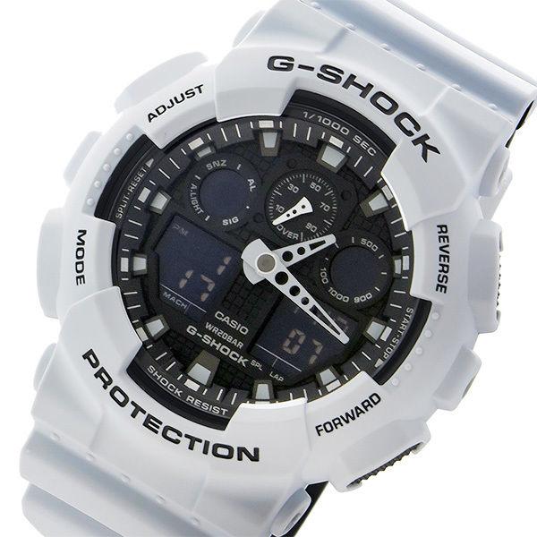 カシオ CASIO Gショック G-SHOCK SPECIAL COLOR クオーツ メンズ 腕時計 GA-100L-7A ブラック
