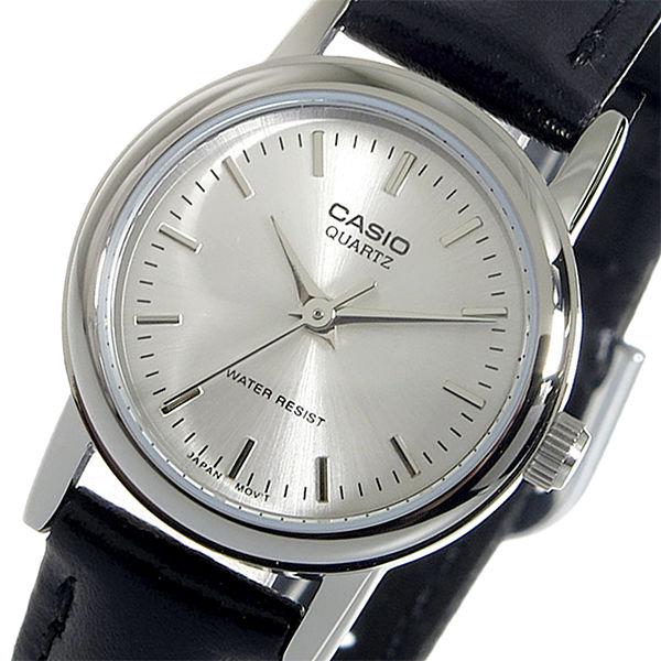 カシオ CASIO クオーツ レディース 腕時計 LTP-1095E-7A シルバー