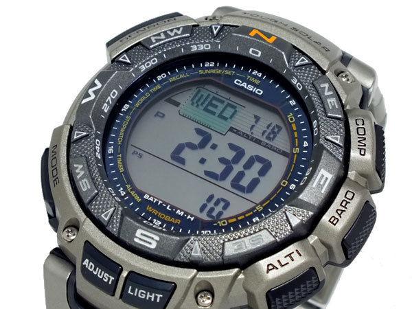 カシオ CASIO プロトレック PROTREK メンズ 腕時計 PRG240T-7