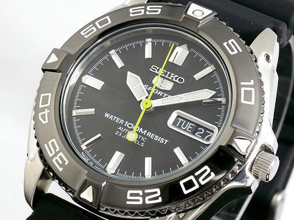 セイコー SEIKO セイコー5 スポーツ 5 SPORTS 日本製 自動巻き メンズ 腕時計 SNZB23J2