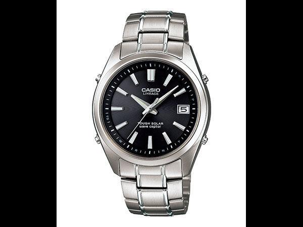 カシオ CASIO リニエージ LINEAGE メンズ 腕時計 LIW-130TDJ-1AJF