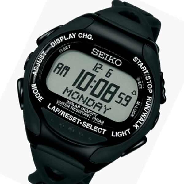 セイコー プロスペックス クオーツ メンズ 腕時計 SBDH015 ブラック 国内正規