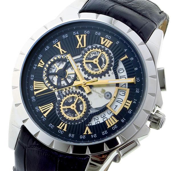サルバトーレマーラ SALVATORE MARRA クオーツ メンズ 腕時計 SM13119S-SSBKGD
