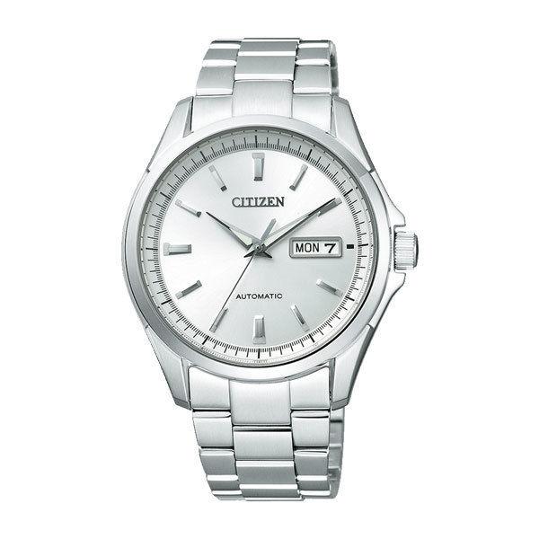 シチズン CITIZEN シチズンコレクション メンズ 自動巻き 腕時計 NP4040-54A 国内正規