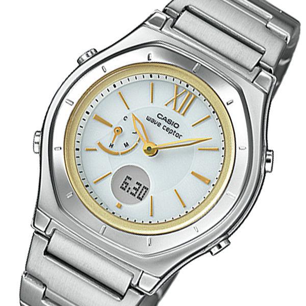 カシオ ウェーブセプター レディース 腕時計 LWA-M160D-7A2JF ゴールド 国内正規