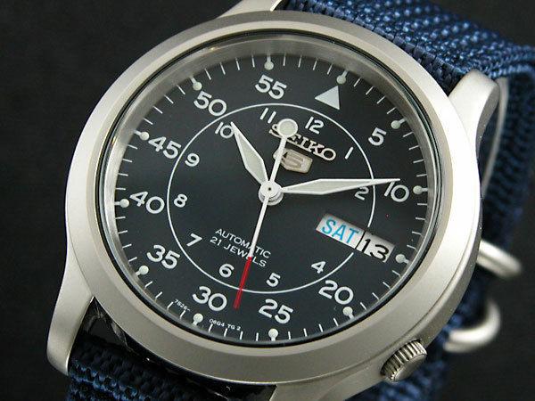 セイコー SEIKO セイコー5 SEIKO 5 自動巻き メンズ 腕時計 SNK807K2