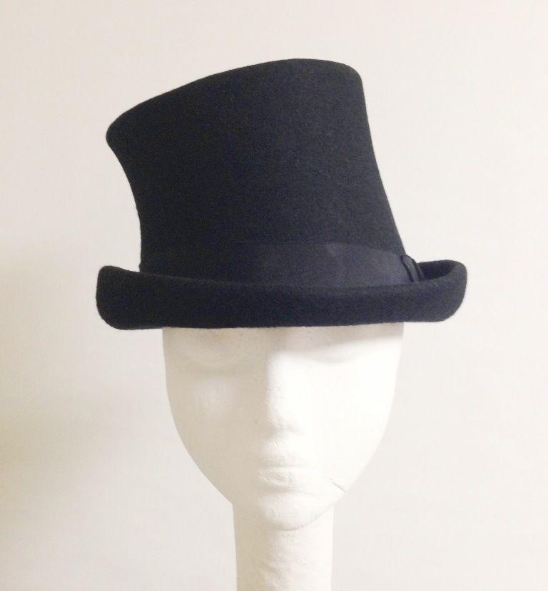 INCLINATION SILK HAT