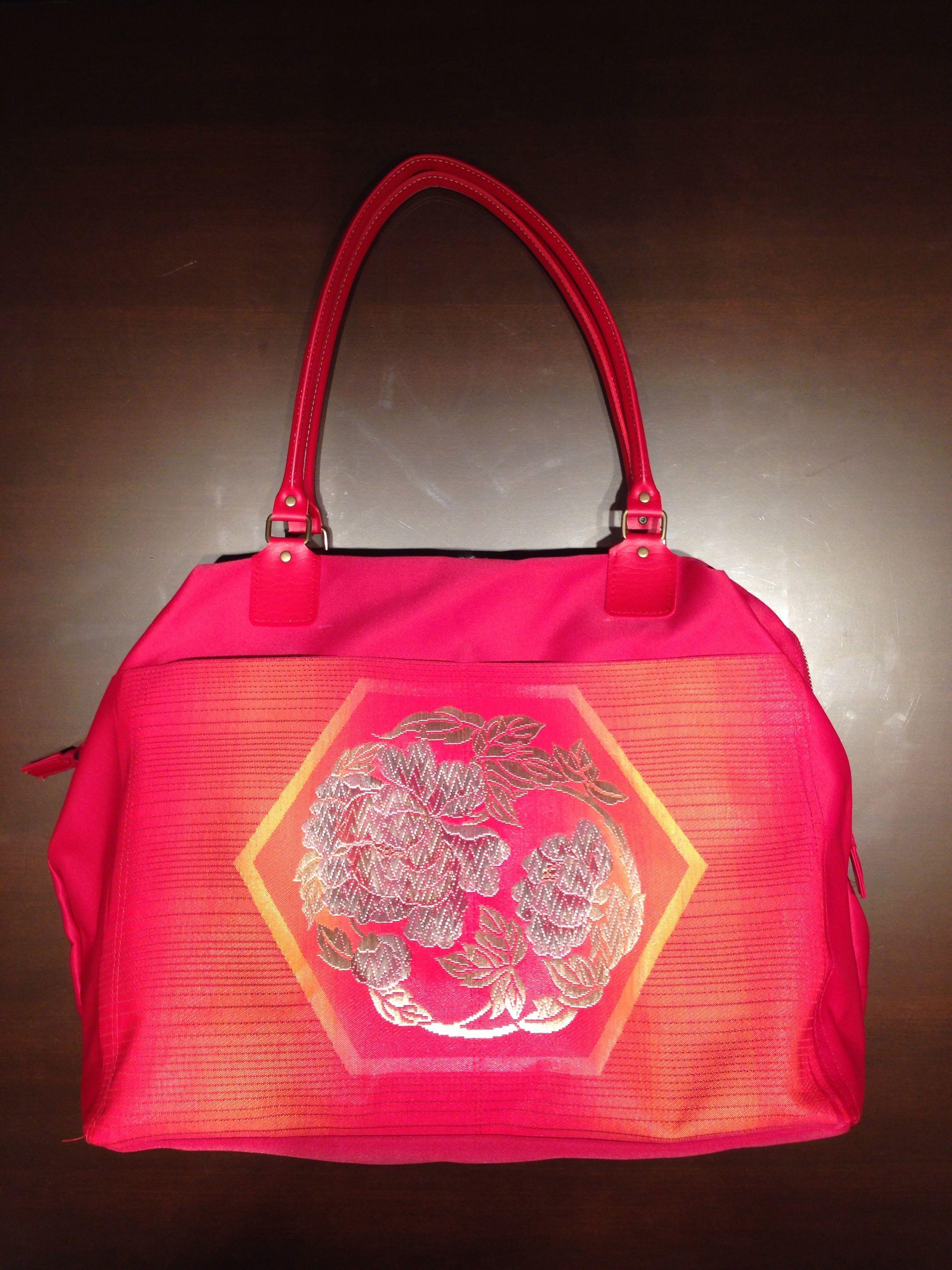 和帯オリジナルバッグ(大)