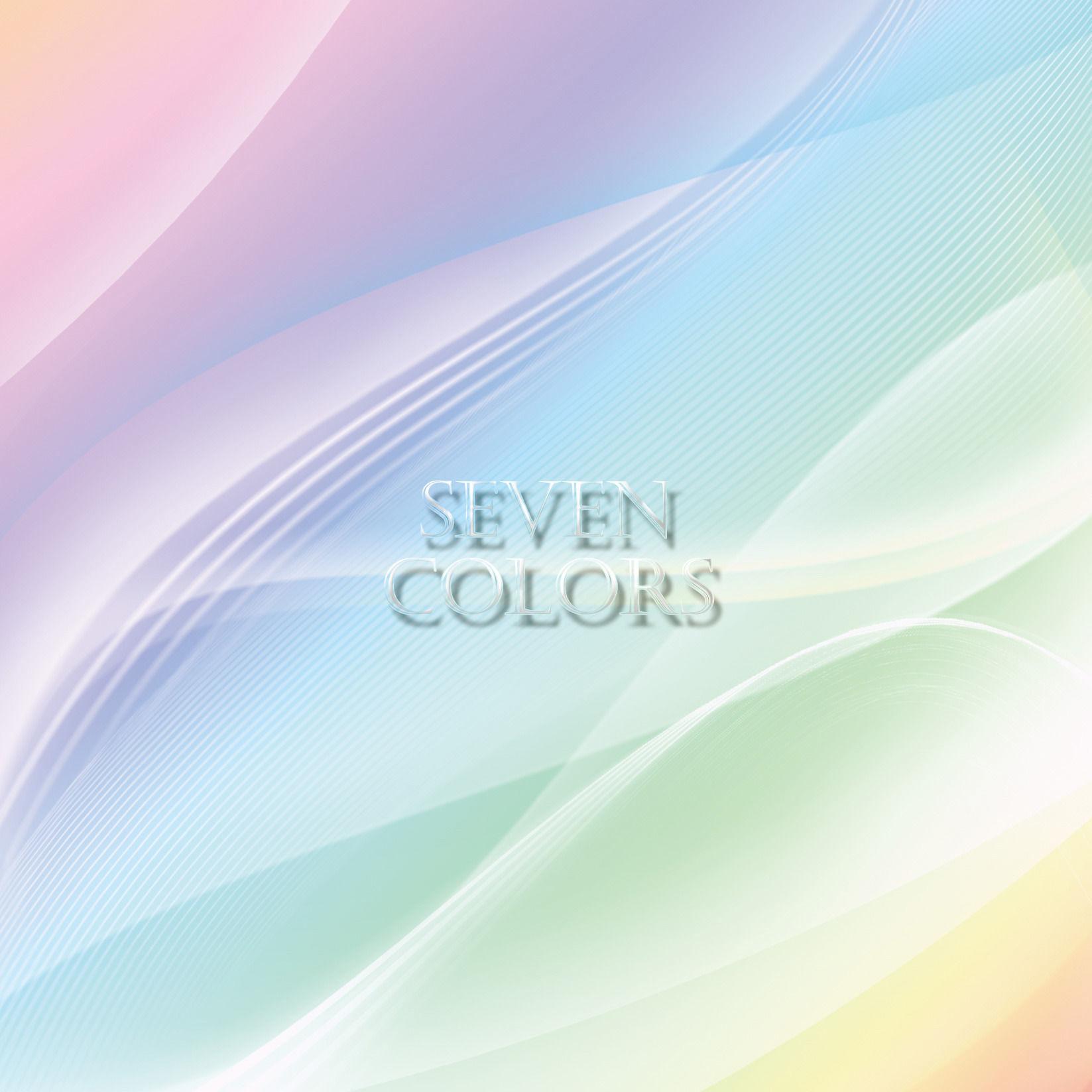 オムニバスCD『SEVEN COLORS』