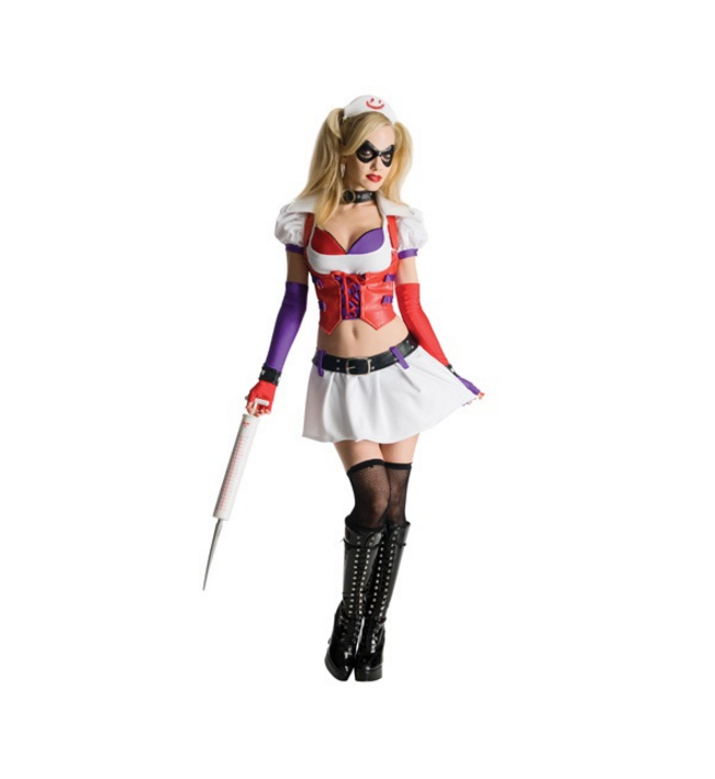 Suicide Squad Harley Costume