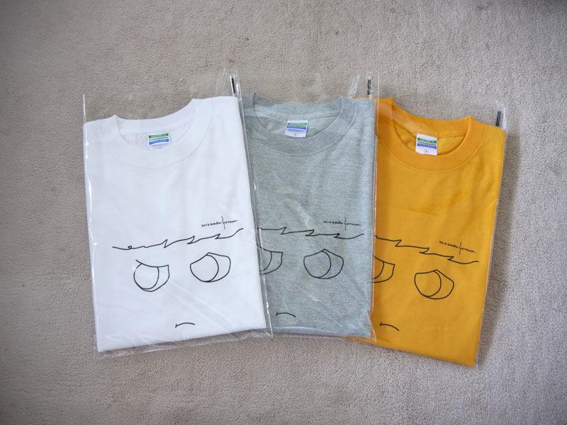 オリジナルTシャツ おとこのこ