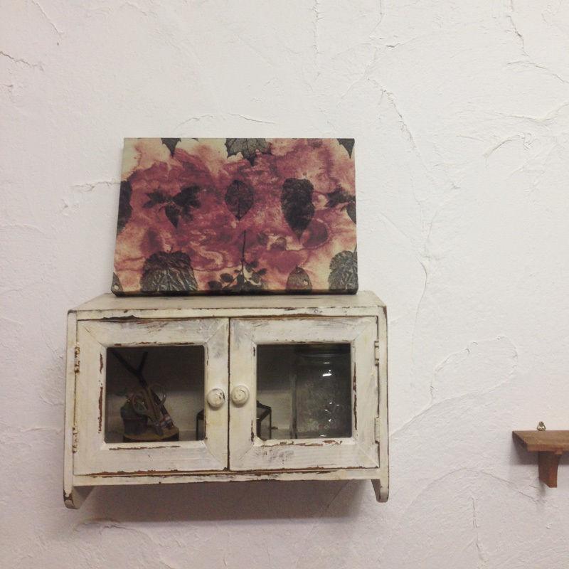 【yuone】オリジナルプリント柄壁掛けパネル-細胞-