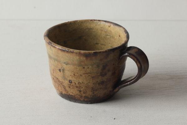 イラボ マグカップ (小) / 及川 静香 [ 陶 ] 080716_036