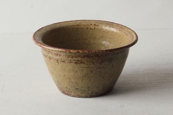 イラボ 4寸鉢 / 及川 静香 [ 陶 ] 080716_040