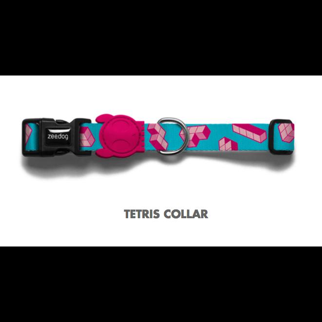28056 TETRIS  COLLAR  L   テトリスカラー L