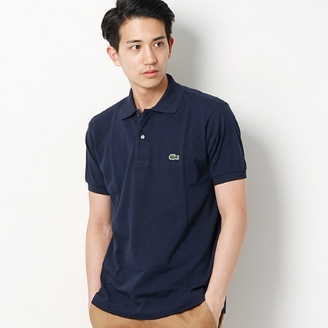 LACOSTE: L1212L MADE IN FRANCE ポロシャツ