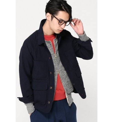 APOLIS / アポリス : TRUNSIT ISSUE BOMBER / ブルゾン