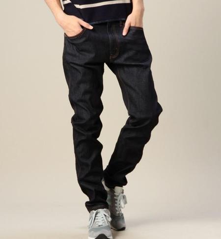 <FIRE SERVICE> TYPE 606 JEANS NAVY/パンツ