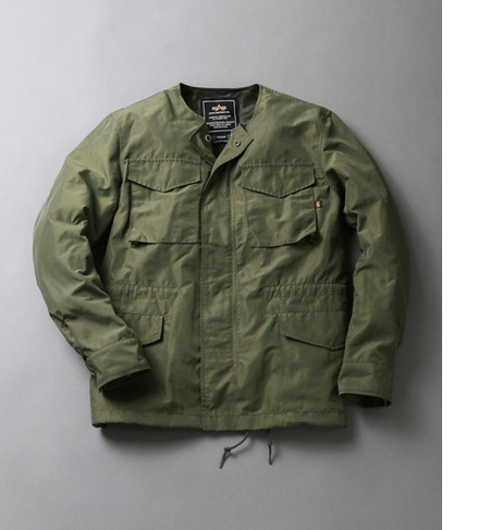 DOORS ALPHA×URBAN RESEARCH DOORS 別注M-65 FIELD JACKET