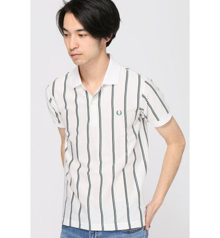 【FRED PERRY】60/2 ボーダー