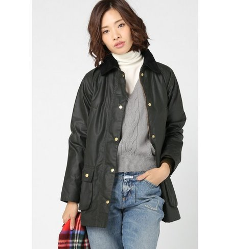 【BARBOUR】 NewBedale