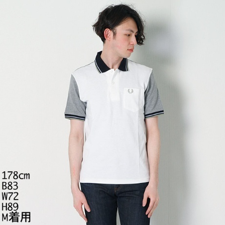 FRED PERRY: ポケット ポロシャツ