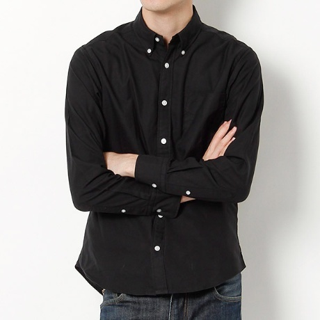 International Gallery BEAMS / NEW OXFORD B.D SHIRT
