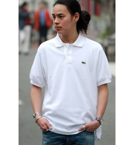 LACOSTE  L1212 MADE IN FRANCE