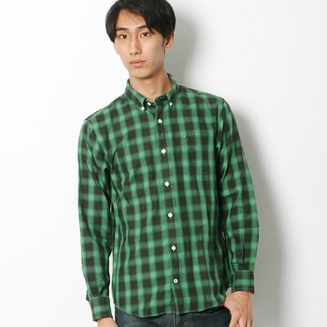 JS STEVENSON PLAID SHIRT - CLF