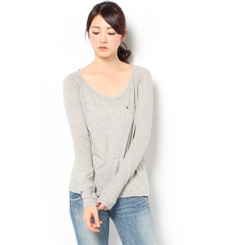【Casual】BASIC L/STee